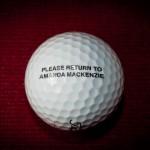 Golfbold